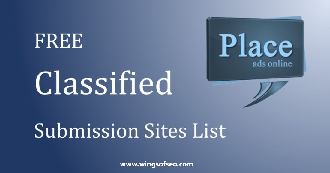 classifieds website list, free classifieds website list